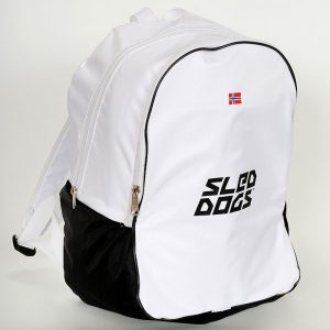 SledDogs Dog Apartment White