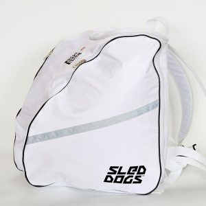 SledDogs Dog House White