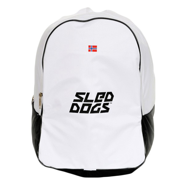Sled Dogs Dog Apartment White