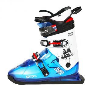 sleddogs snowskate k9 side