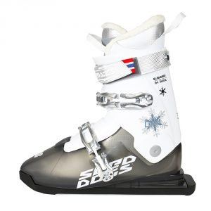 sleddogs snowskates lunde side